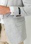 Blazer Masculino Slim 2 Botões Cinza Claro