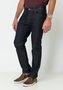 Calça Jeans Masculina Slim Fit Amaciada Azul Escuro