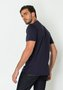 Camiseta Masculina Básica Azul Marinho