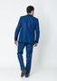 Costume Masculino Slim Premium 2 Botões Azul